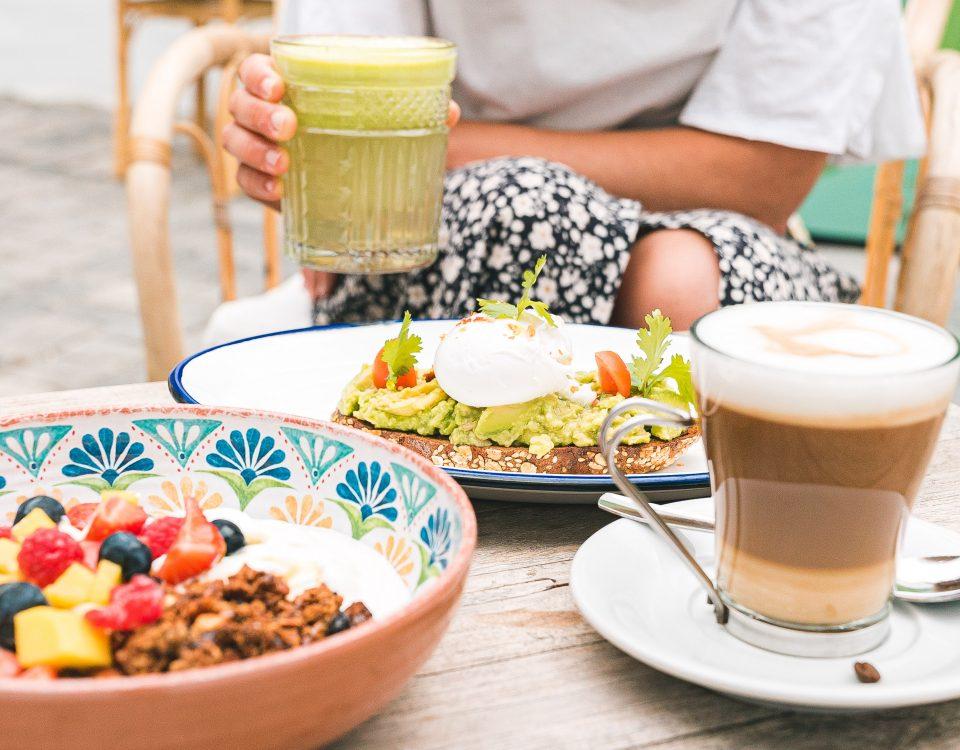 Desayunar en Denia
